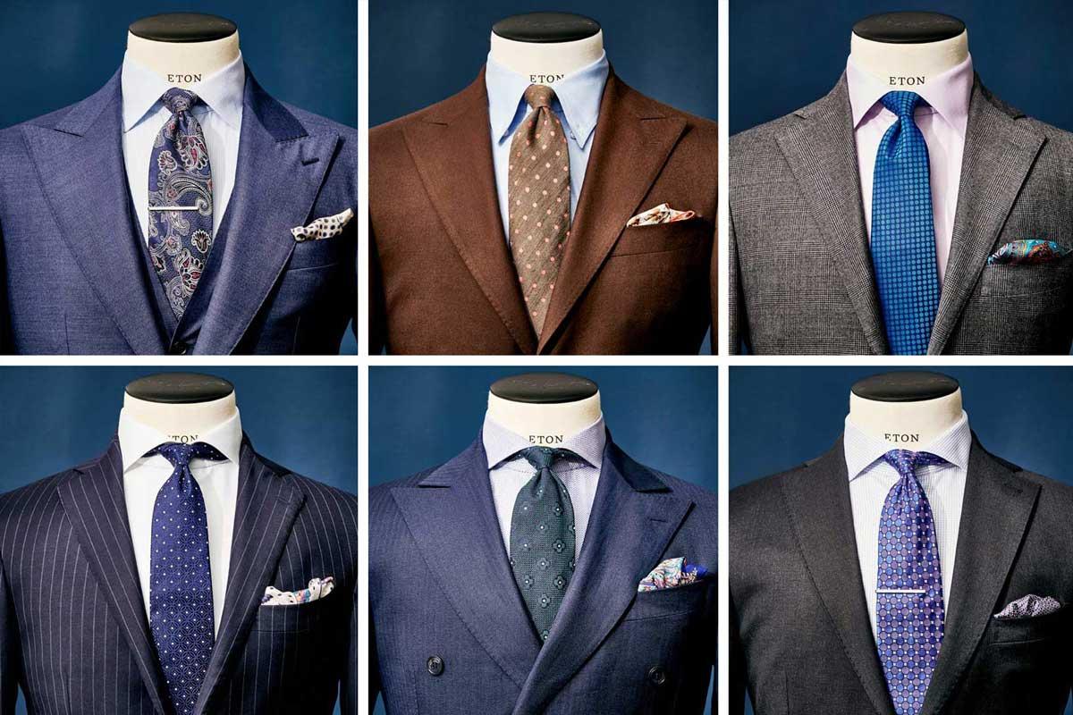 Как подобрать рубашку под костюм мужчине